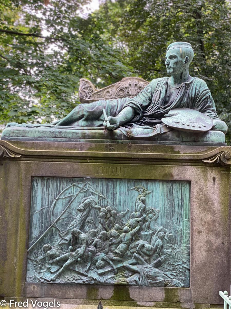 Gericault Théodore (1791-1824)